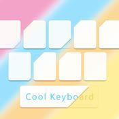 Cool Keyboard Themes - Personlize your keyboard with colorful Themes , Animated Gifs , Emoji Art ,Christmas Themes display themes