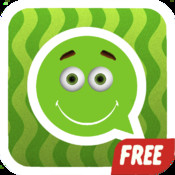 3D Stickers for WhatsApp, Messages, WeChat Free wechat