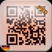 QR Barcode Reader Pro Deutschland:QR, Code, Qr Code-Liste, QR Code Capture-, Taschen-QR-Code Reader, der Gewohnheits-QR-Codes, QR-Code-Scanner, Barcode, QR-Reader, Barcode Reader barcode pro