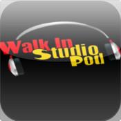Walk in studio pod