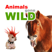 Animals Gone Wild - VIP virtual animal