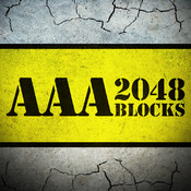 AAA 2048 Blocks - Fun brain teasers and math strategy puzzle