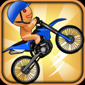 A Gingerbread Dirt Bike Run 2: Escape To The Desert – Pro HD Racing Game