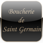 Boucherie de saint Germain