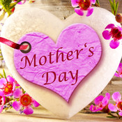 Mother`s Day - The best mother in the world