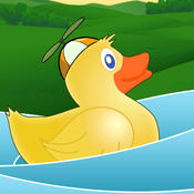 Turbo Duck Water Racer Pro - New speed water racing game