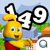 123 Number City Peekaboo hide and seek: Learning first numbers with sound and pictures. Math Game for Toddlers, Preschool, Kindergarten & First Grade children FREE