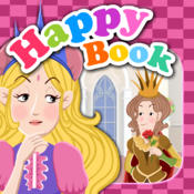 BeggarPrincess - Picture book with interactive format -Happy Book electronic book format