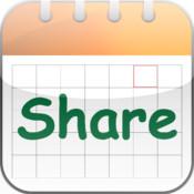 Calendar share-Schedule share