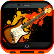 Guitar Art Gallery HD – Awesome Artwork Wallpapers , Themes and Studio Backgrounds win awesome prizes