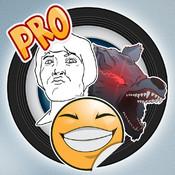 Prank My Photo Pro: Joke, Troll, Meme, and Rage Stickers