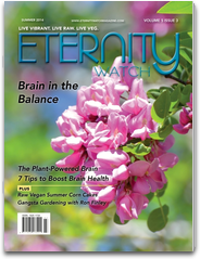 EternityWatch Magazine - Canada`s Premier Holistic Lifestyle Magazine For the Vegan and Living Foods Community