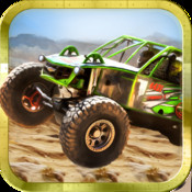 An Offroad Buggy Real Motor Racing Day Challenge - Clash & Crush it in the Desert Track Temple