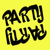 Party Party Cam - Create animated gif and videos with music from photos. Includes a party timer.