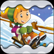 A Winter Adventure - Learn numbers and letters
