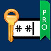aMemoryJog PRO Password Manager & Secure Digital Vault secure