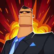 Secret Agent Clash - Kick Something