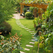 Yard and Garden Design Ideas - Pictures Of Backyards, Landscaping And Gardening Design Styles design