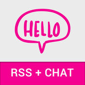 RSS Reader & Chat for HollywoodLife.com