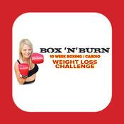 Box N Burn kids boxing gloves