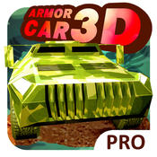 Armor Car 3D Pro