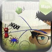 iMicrobiology maps
