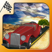 Retro New Speed Racing racing road speed