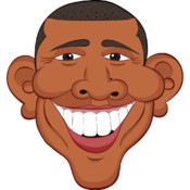 Flappy Fly - Obama edition