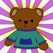 Match Game for Care Bears Adventures in care-a-lot