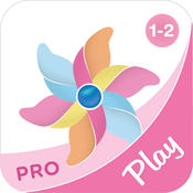 PlayMama 1-2 year olds PRO – child learning game ideas for early development