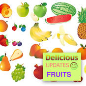Delicious Updates: Fruits