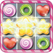 Jelly & Candy Splash Match 3 Games items from your