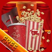 Pop little girl movie pop - the fun & colorful cinema theater popcorn game - PRO
