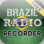 Brazil Radio Recorder Free
