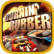 Burnin Rubber - The Car Mahajong