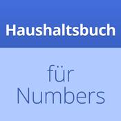 Haushaltsbuch für Numbers
