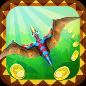 Jungle Rumble – The Prehistoric 3D Fun Arcade Challenge Game with Angry Dinosaurs, Birds and Coins