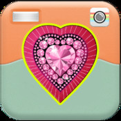 iCollage-Best Photo Collage&Pic/Picture Frames Editor&Picture Stickers for Instagram,Facebook and Twitter virginmarysacred heart picture
