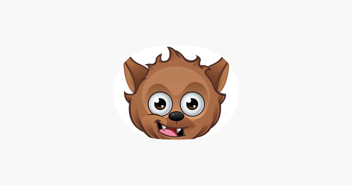 Pidginmoji Male Werewolves