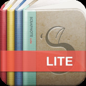 Scrapnote Lite (Handwriting Scrapbook with Web, PDF, YouTube and Images)