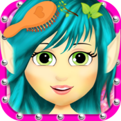 Fairy Makeover & Wax Spa Salon - Dress up your Magical Fairy Princess in her Palace for All Sweet Fashion Girls fairy