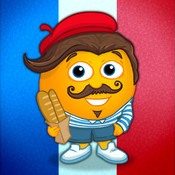 Fun French: Language learning games for kids ages 3-10. Young children learn French by studying to read, speak & spell.