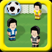 A Soccer Ball Pixel Bit Sports Match Game - Full Version