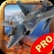 Nations Air Battle - Pro Modern F22 Jet Fighter Sim