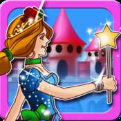 Princess Magic Run - Fun with Sophia, Bella & Alice at Pink Castle (Free Game for Girls)