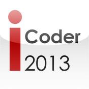 iCoder 2013 Procedures+ICD9+HCPCS
