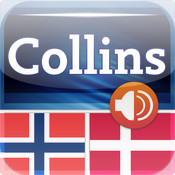 Audio Collins Mini Gem Norwegian-Czech & Czech-Norwegian Dictionary