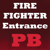 Firefighter Entrance Pocketbook