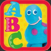 ALPHABET PLAY-DOH PREMIUM – Kid – English, Français, Español, Italiano & Deutsch – 5 languages to learn the alphabet !!!
