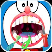 Dentist Game For Doraemon & Nobita